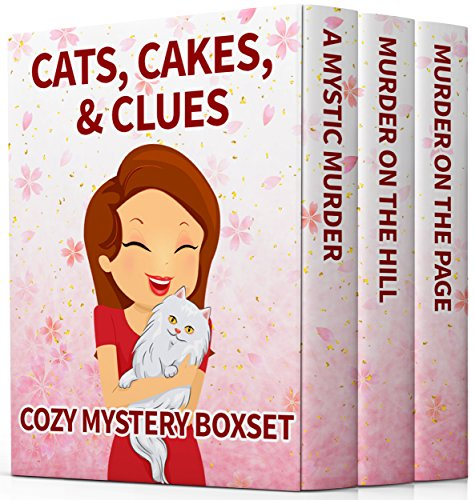 Cats Cakes Clues Mystery Boxset ebook product image