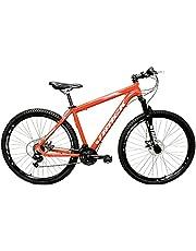 Bicicleta Aro 29 TK 7.0 Mountain Bike Vermelha, Track Bikes