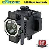 Emazne ELPLP73/V13H010L73 Projector Replacement Compatible Lamp With Housing For Epson EB Z8355WNL Epson EB Z8455WU Epson Pro 8350W Epson Pro 8355W Epson Pro 8450WU Epson Pro 8455WU Epson EB Z10000