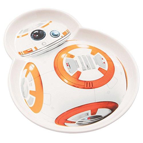 Vandor 99040 Star Wars BB-8 9 in. Ceramic Dish