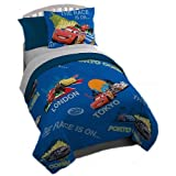 Disney Cars Microfiber 2 Pc. Twin Quilt Set