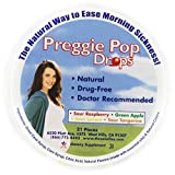 Three Lollies Preggie Pop Drops, 21 Assorted Sour Fruit Lozenges (3-Pack)