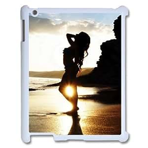 Beautiful Sun Custom Case for Ipad 2,3,4, Personalized Beautiful Sun Case