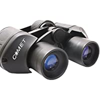Krevia Comet 8X40Mm Powerful Prism Binocular Telescope Outdoor With Pouch - Black