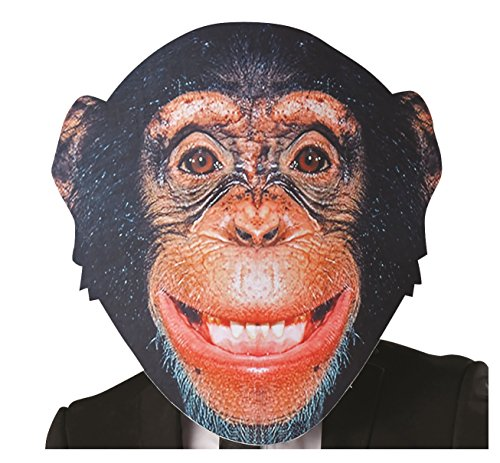 Bobble Hedz Giant Monkey Mask