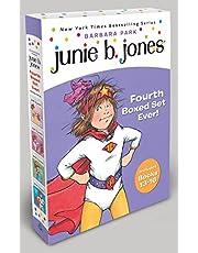 Junie B. Jones Fourth Boxed Set Ever!: Books 13-16