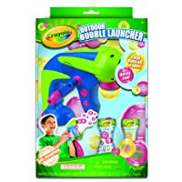 Lanzador de burbujas de colores Crayola
