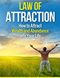 img - for Law of Attraction: How to Attract Wealth and Abundance into Your Life, A Step-by-Step Guide to Unleashing the Secrets of the Law of Attraction (Law of Attraction, Success, Wealth, Friendship) book / textbook / text book