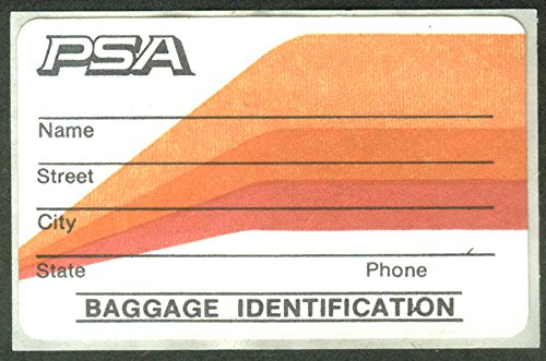 pacific-southwest-airlines-crack-peel-airline-baggage-sticker-unused