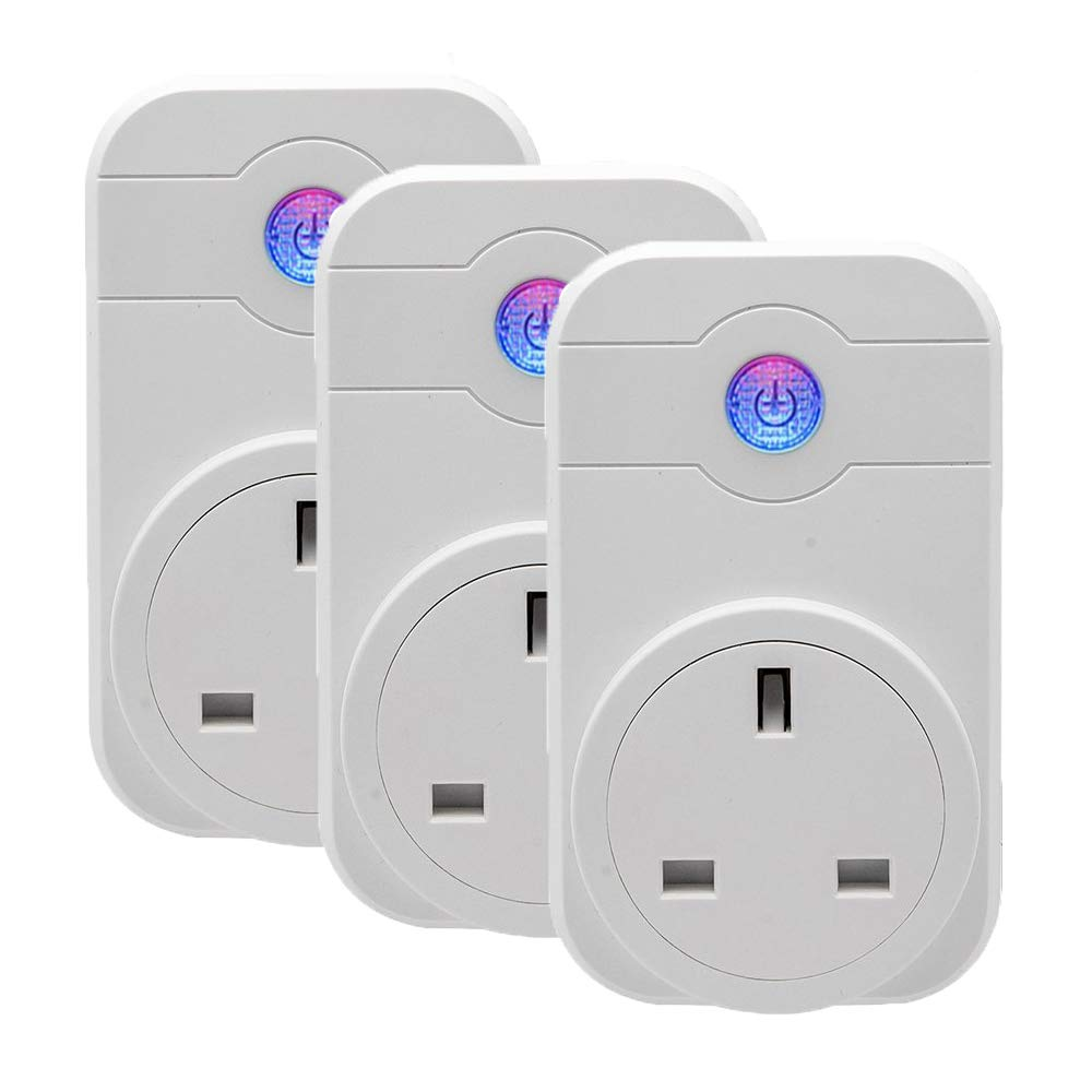 Smart Plug WiFi Plug with USB Port - TOP-MAX Mini Outlet Work with Alexa Echo and Google Assistant - Control Your Devices from Anywhere Via Free APP - UL Listed with Timing Function (1 Pack)