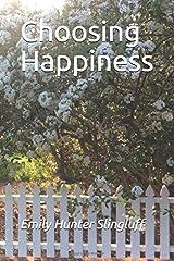 Choosing Happiness Paperback