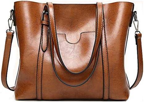Pahajim Leather Handbags Satchel Shoulder