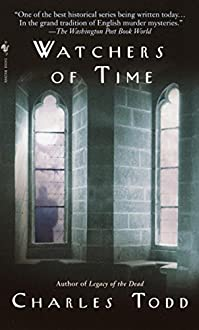Watchers Of Time by Charles Todd ebook deal