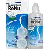 Bausch & Lomb ReNu MPS Multi-Purpose Contact Lens Solution - 120 ml