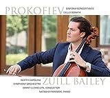 Prokofiev: Sinfonia Concertante in E Minor, Op. 125 & Cello Sonata in C Major, Op. 119