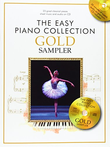 The Easy Piano Collection Gold Sampler (Gold Sampler)