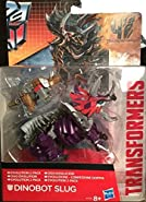 Transformers 4 Age of Extinction Evolution Action Figure 2-Pack Dinobot Slug