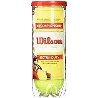 Wilson Tennis Championship Extra Duty Tennis Balls