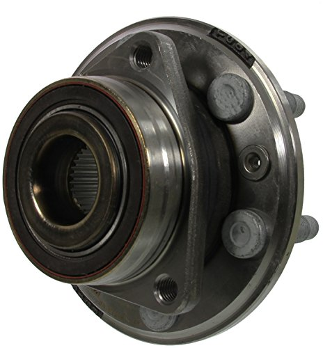 289 Front Wheel Bearing and Hub Assembly ()