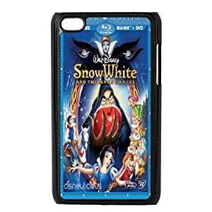 Disney fairy tale snow white and the seven dwarfs,snow white holding apple series durable cases FOR IPod Touch 4LHSB1714371