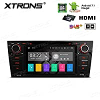 XTRONS HDMI Android 7.1 Quad Core 7 Inch HD Digital Touch Screen Car Stereo Radio DVD Player GPS for BMW 3 Series