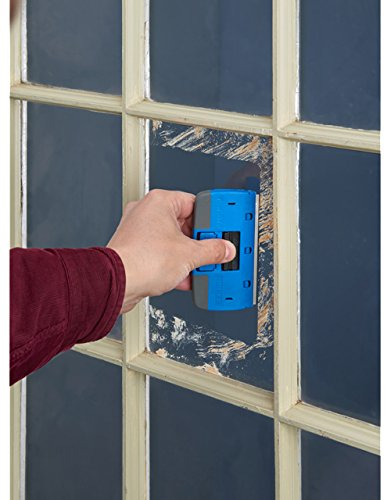 Unger Professional Window and Glass Scraper with Retractable Safety Guard 4