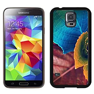 New Personalized Custom Designed For Samsung Galaxy S5 I9600 G900a G900v G900p G900t G900w Phone Case For Colors of Leaves Phone Case Cover