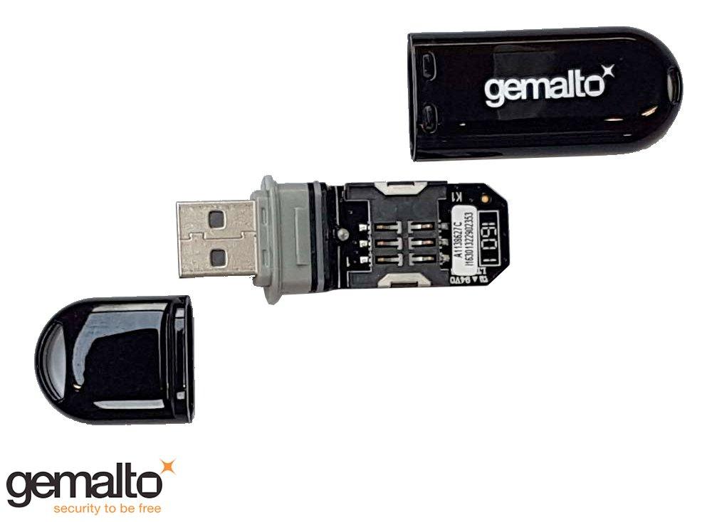 Gemalto IDBridge K50 USB New