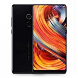 "Xiaomi Mi Mix 2 64GB Black, Dual Sim, 5.99"", 6GB RAM, GSM Unlocked Global Model, No Warranty"