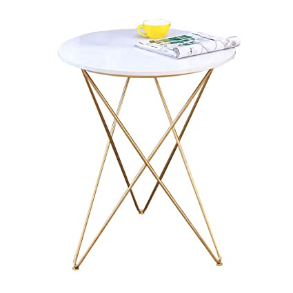 basse en Fer d'appointTable forgé table KUKU Table d'angle W29EHID