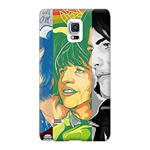 TrevorBahri Sumsang Galaxy S4 Mini Durable Hard Cell-phone Case Allow Personal Design Colorful The Beatles Pattern [LXD2064UhBc]