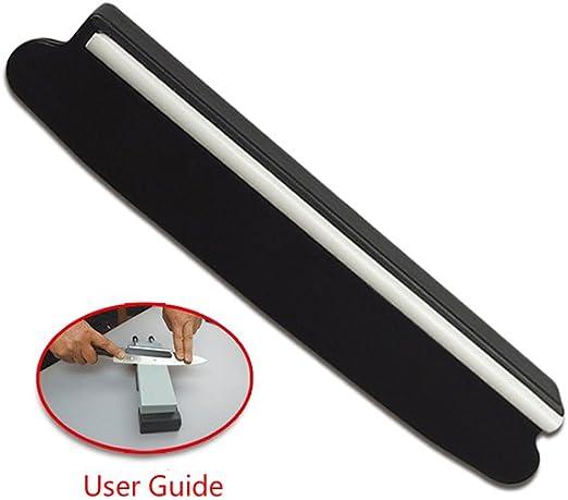 SharpMax Afilador de cuchillos Guía de ángulo para piedra de ...