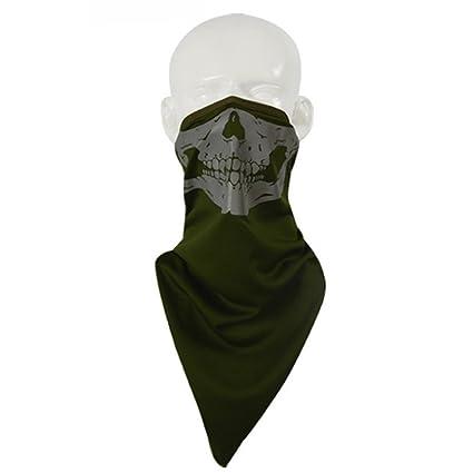 TININNA multifuncional Outdoor Sport Máscara Protección Solar Bandana tocado banda para pelo bufanda braga Resistencia UV