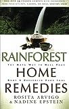 Rainforest Home Remedies, Rosita Arvigo and Nadine Epstein, 006251637X