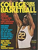 1972 Cord Sportfacts College Basketball Guide Jim Chones Review and Comparison