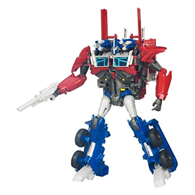 Transformers Prime Weaponizer - Optimus Prime Figure by Transformers