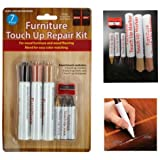 Amazon Com Furniture Touch Up Scratch Repair Wood Fill