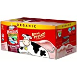 Horizon Organic Low Fat Milk, Strawberry, 8-Ounce Aseptic Cartons (Pack of 5)