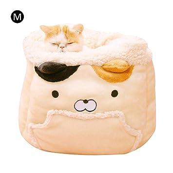 SinceY caseta Perro Saco de Dormir para Animales Cama Pastel Prevención Mano fría Prevención para el