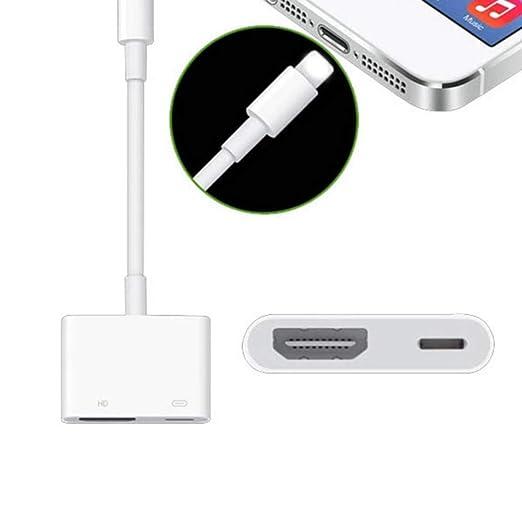 Gyratedream - Cable HDMI de teléfono a TV 1080P, Cable HDMI para ...