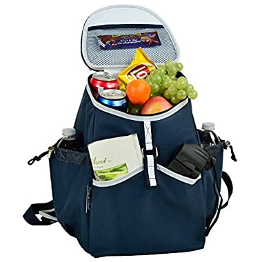 Picnic at Ascot Insulated Backpack Cooler - Navy
