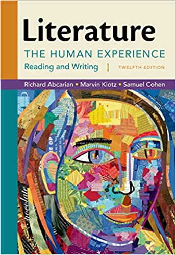 Amazon literature the human experience 9781457699931 literature the human experience twelfth edition fandeluxe Images