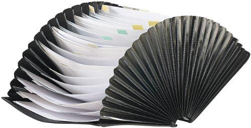 Xcase Dokumentenmappe mit 25 Fächern YP-OTA4-25