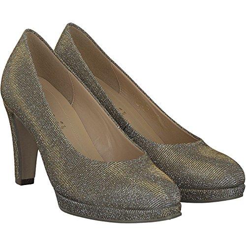 41 Tacón Gabor 27 Platinum De Zapatos Mujer Bvqfz