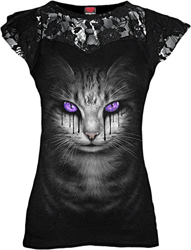 Spiral - Womens - Cat's TEARS - Lace