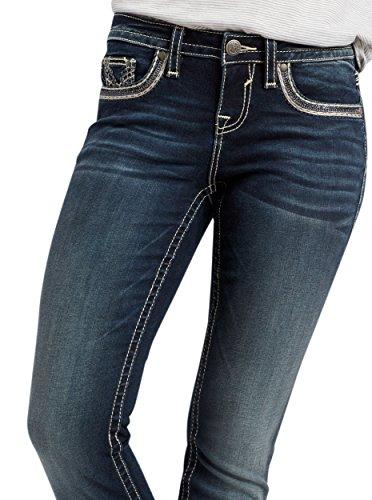 Double Back Pocket Jean - 1