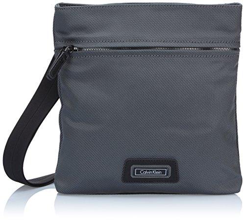 Calvin Klein Jeans Bolso bandolera, CASTLEROCK-PT (Gris) - J5IJ500433