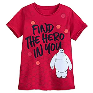 Disney Baymax T-Shirt for Boys – Big Hero 6: The Series Multi