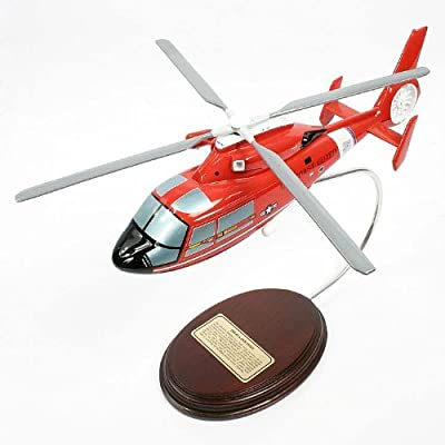 Mastercraft Collection HH-65A Dolphin Model Scale:1/38: Toys & Games