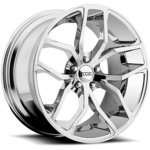 Foose F148 Outcast 20x8.5 5x120 +35mm Chrome Wheel Rim ()